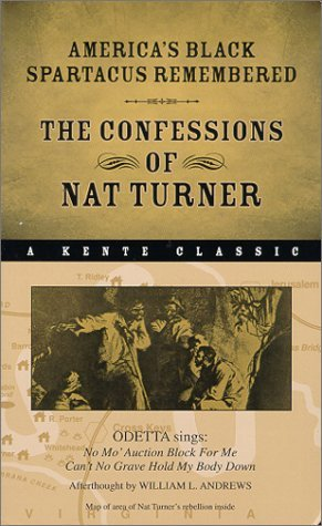 Americas Black Spartacus Remembered: The Confessions of Nat Turner  by  Masterbuy Audiobooks