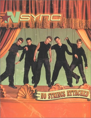 *Nsync -- No Strings Attached: Piano/Vocal/Chords  by  NSYNC