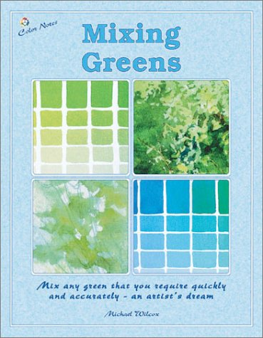 Mixing Greens  by  Michael  Wilcox