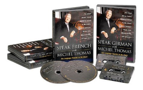 Speak French With Michel Thomas Short Course: The Language Teacher To The Stars (Speak . . . With Michel Thomas) Michel Thomas