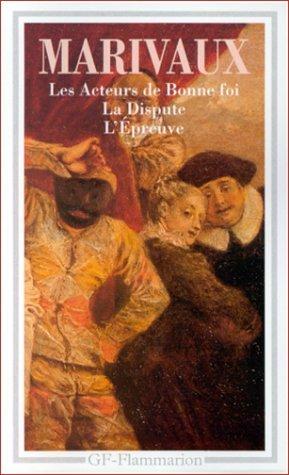Lépreuve  by  Pierre de Marivaux