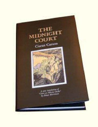 The Midnight Court Brian Merriman