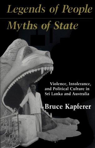 A Celebration of Demons: Exorcism and the Aesthetics of Healing in Sri Lanka Bruce Kapferer