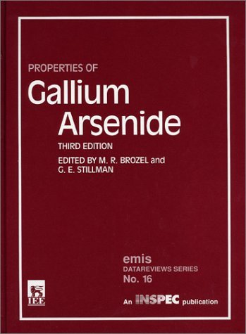 Properties Of Gallium Arsenide M.R. Brozel
