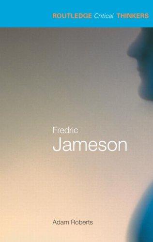 Fredric Jameson Adam Roberts
