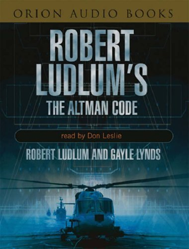 The Altman Code (Covert-One, #4)  by  Gayle Lynds