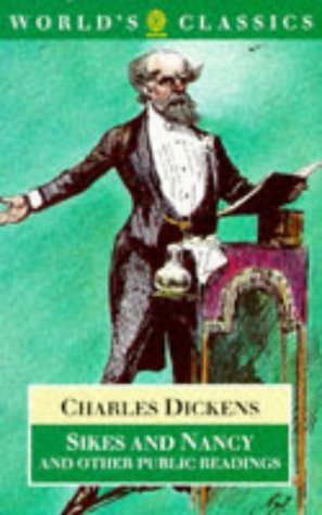 Sikes and Nancy and Other Public Readings Charles Dickens