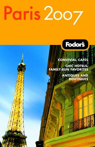 Fodors Paris  by  Fodors Travel Publications Inc.