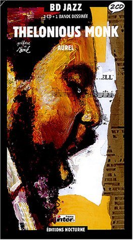 Thelonius Monk (Book and 2 CDs)  by  Aurel