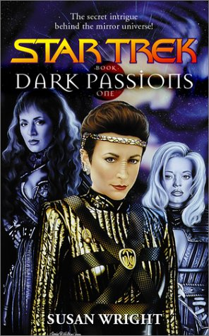 Dark Passions: Book 1 of 2  by  Susan   Wright