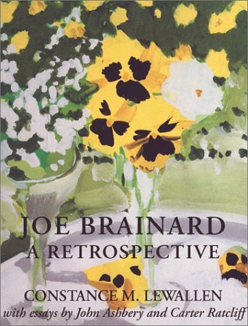 Joe Brainard: A Retrospective  by  Joe Brainard