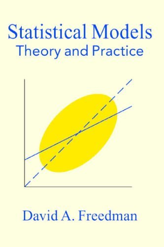 Statistical Models: Theory and Practice  by  David A. Freedman