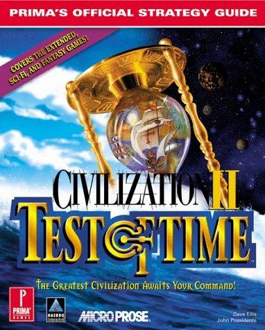 Civilization II: Test of Time  by  David B. Ellis