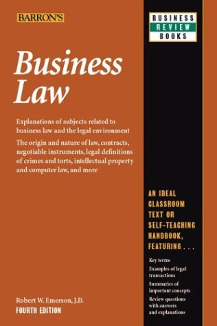 Law, Society And Business: Selected Readings  by  Robert W. Emerson