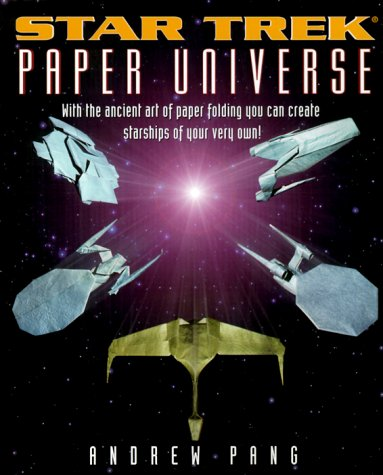 Paper Universe  by  Andrew Pang