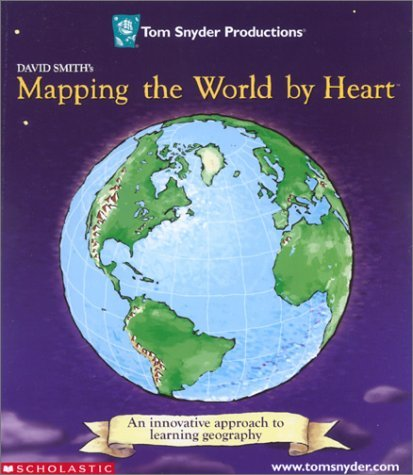 Mapping The World By Heart Lite 7th Edition David J.  Smith