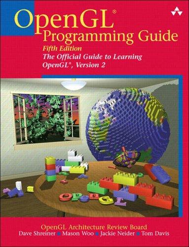 OpenGL Cookbook Dave Shreiner