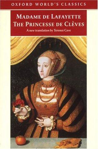 The Princess De Montpensier Madame de La Fayette