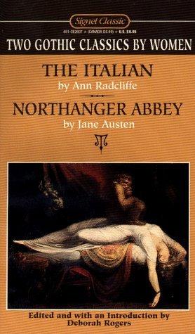 The Italian/Northanger Abbey  by  Deborah Rogers