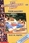 Poor Mallory! (Baby-Sitters Club #39: Collectors Edition)  by  Ann M. Martin