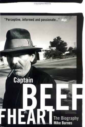 Captain Beefheart Mike Barnes