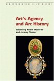 Arts Agency and Art History Jeremy Tanner