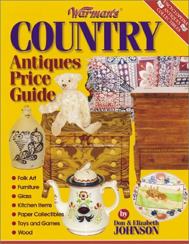 Warmans Country Antiques Price Guide Don Johnson
