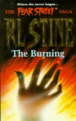 The Burning  by  R.L. Stine