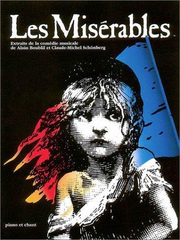 Les Miserables - French Edition Alain Boublil
