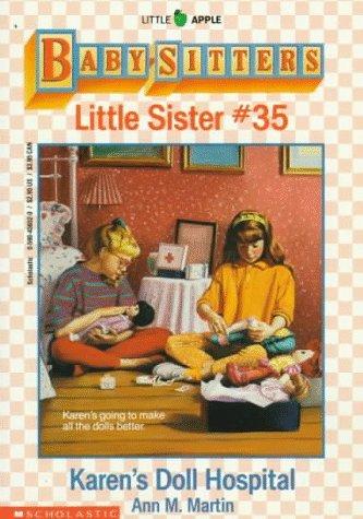 Karens Doll Hospital (Baby-Sitters Little Sister, #35) Ann M. Martin