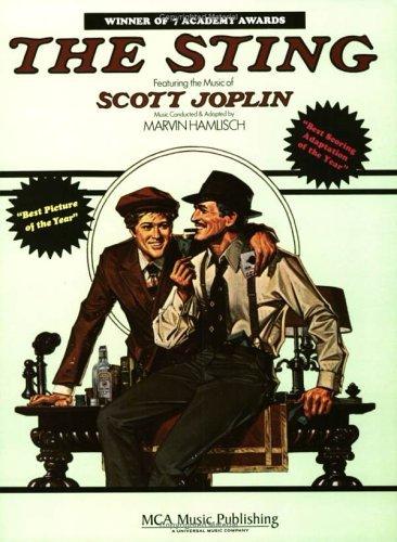 The Sting: Piano/Vocal Scott Joplin