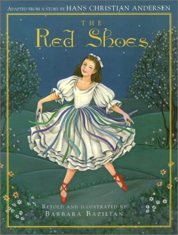 The Red Shoes Hans Christian Andersen