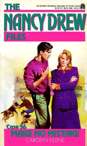 Make No Mistake (Nancy Drew: Files, #56) Carolyn Keene