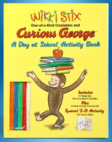 Curious George: A Day At School Activity Book  by  Inc Omnicor