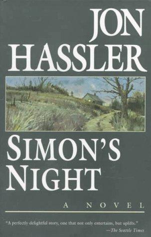 Simons Night  by  Jon Hassler