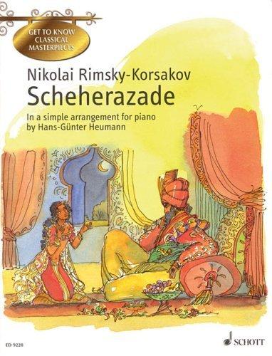 Rimsky-Korsakov - Scheherazade: Get to Know Classical Masterpieces Nikolai Rimsky-Korsakov