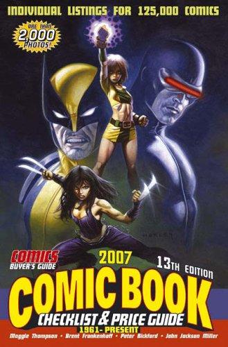 Comic Book Checklist & Price Guide: 1961-Present  by  Maggie Thompson