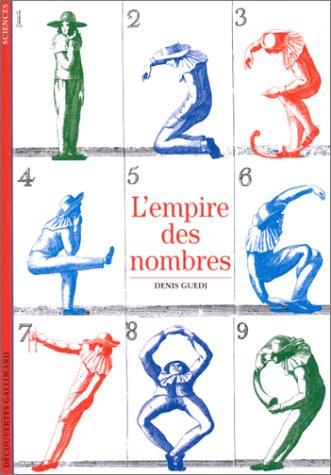 LEmpire des nombres Denis Guedj