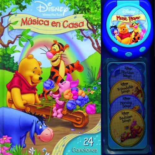 Musica en Casa (Winnie the Pooh Music Player Storybook)  by  Walt Disney Company