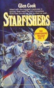 Starfishers (Starfishers Trilogy, #2)  by  Glen Cook