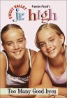 Too Many Good-byes (Sweet Valley Jr. High, #30)  by  Francine Pascal