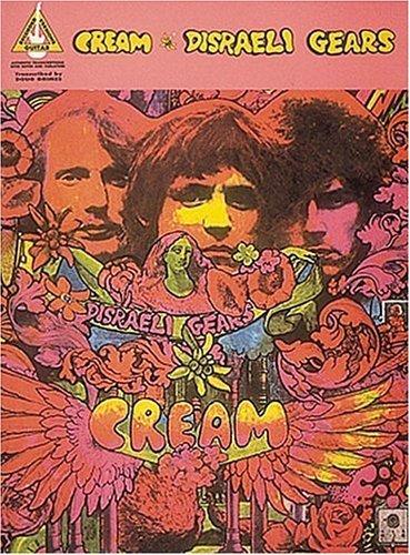 Cream - Disraeli Gears  by  Kessel Barney