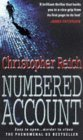 Numbered Account Christopher Reich