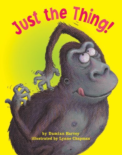 Just the Thing! Damian Harvey