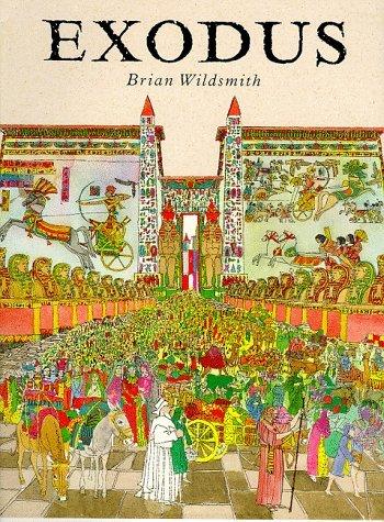 Exodus Brian Wildsmith