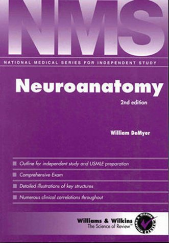 Technique of the Neurologic Examination: A Programmed Text  by  William DeMyer