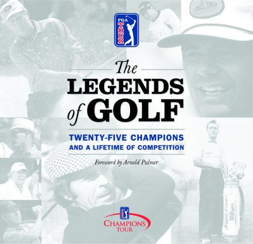 The Legends of Golf: Twenty-Five Champions and a Lifetime of Competition Melanie Hauser