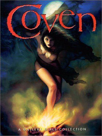 Coven Volume One : A Gallery Girls Book Gallery Girls Artists