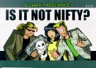 Born Of Nifty, Megatome 01: Books 1 3  by  Pete Abrams