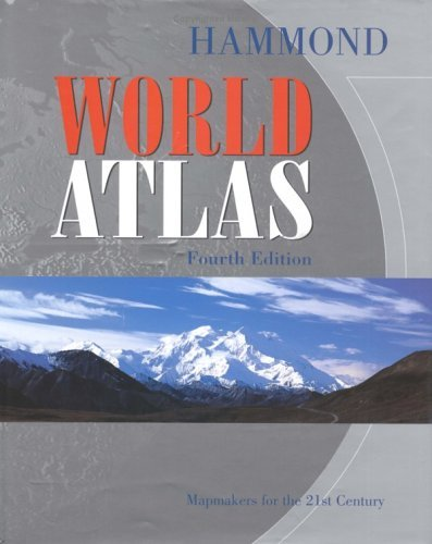 Hammond World Atlas  by  Hammond World Atlas Corporation